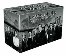 Law and Order: The Complete Series Seasons 1-20 (DVD 2011, 104-Disc Box Set) New
