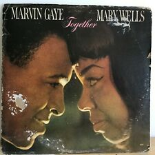 MARVIN   GAYE   AND  MARY  WELLS        LP     TOGETHER