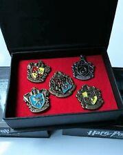 Harry Potter 5 Pins, Hogwarts, Gryffindor, Hufflepuff, Ravenclaw, Slytherin