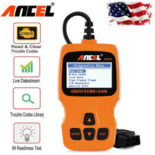 AD310 Automotive Code Reader OBD2 Scanner Car Check Engine Fault Diagnostic Tool