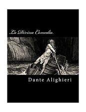 La Divina Comedia (Spanish Edition) Free Shipping
