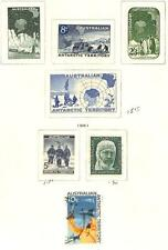 Australia Antarctic Territory Mostly Mint Stamp & Cover Grouping (x24+)