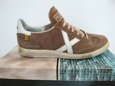 Munich Scarpe Shoes 41 Brown 41 Suede Barrufet Premium