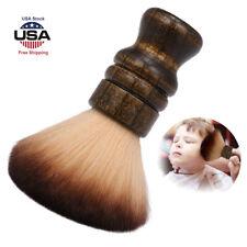 Neck Face Duster Brush Barber Hair Beard Clean Brush Salon Hairdressing Tool USA