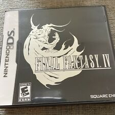 Final Fantasy Iv (Nintendo Ds, 2008)