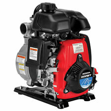 "New Honda WX15 T 1.5"" Water Pump w/ 4 Cycle Honda Engine - 74 gal/min"