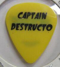 Mxpx Captain Destructo tour Guitar Pick