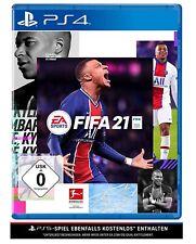 FIFA 21 PS4 nuevo + en Caja