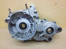 1991 Kawasaki KX125 Left side engine motor crankcase crank case 91 KX 125