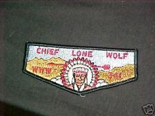 Chief Lone Wolf 341 s1c flap