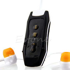 Sport Swimming Diving Underwater FM Radio Earphone Waterproof Clip 4G MP3 Player