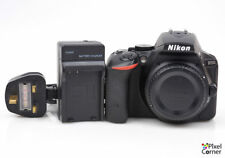 Nikon D5500 24.2MP DSLR Digital Camera body - Touchscreen - Superb! 7111838