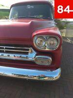 Chevrolet Suburban C10 C20 C30 Ue 4x Faro Certificado E GMC Sierra +