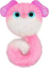 Skyrocket Kids Pomsies Wearable Virtual Pom-Pom Puppy Pet, Bubble Gum - Pink