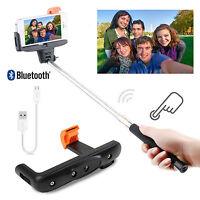 Monopod Selfie Stick Bluetooth Holder Mobile iPhone Wireless Extendable Shutter