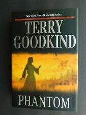 TERRY GOODKIND  true 1st edition PHANTOM  587 pages  hardcover + jacket 2006