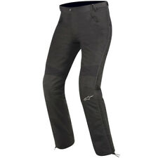 Alpinestars Express Drystar Motorcycle Overpants - Black MEDIUM