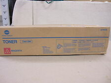GENUINE KONICA MINOLTA TN613M Toner Cartridge Magenta C452 C552 C652 350