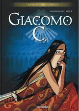 Giacomo C. sortie totale 3, comicplus