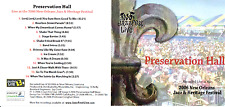 Jazz Fest Live 2006 by Preservation Hall Jazz : New Orleans - Album CD