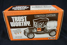 Trust Worthy Hardware Stores 1918 Ford Nail Barrel Truck