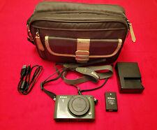 Nikon 1 S1 10.1 MP Mirrorless Digital Camera Green Body - Excellent ~ 2K Clicks