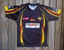 NEW / UNWORN # 14 or #2 SMALL BOYS GUNGAHLIN BULLS RUGBY LEAGUE JERSEY