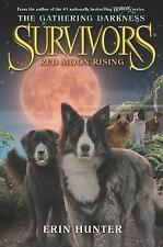 Survivors: The Gathering Darkness #4 Red Moon Rising: Erin Hunter (HB, SIGNED)