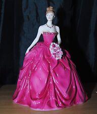 Coalport Grand Finale Limited Edition Figurine