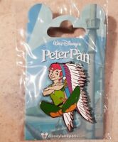 PIN Disneyland Paris PETER PAN INDIEN OE