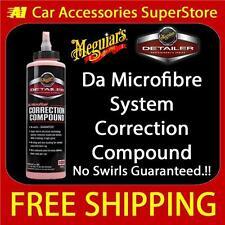 Meguiars D300 Correction Compound DA System 16oz Use with G220 & G220v2 DAS6