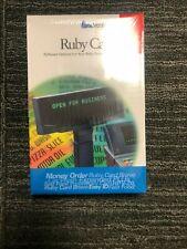 New VeriFone Ruby P040-07-506 Car Wash Bravo Expanded PLU CPU4 CPU5 Sapphire
