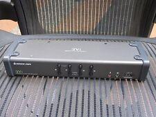 Iogear DVI Miniview 4 Port USB KVMP & Peripheral Sharing Switch w/ Audio GCS1104