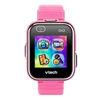 Vtech Kidizoom Pink Smart Watch DX2 Kids Gift Touch Screen Dual Camera Game Apps