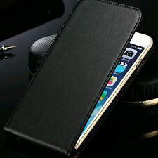 Nueva Flip De Cuero Genuino Funda Para Iphone 6 4.7 Pulgadas Lujo teléfono cubierta para Apple