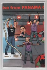 WWE Issue #15 RAW Connecting Variant Cover Boom Studios (3/21/18 1st Print)