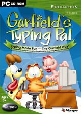 GARFIELD'S TYPING PAL DELUXE - GARFIELD PC GAME - FAST POST - NEW & SEALED