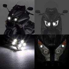 2 ampoules à LED Blanc xénon pour veilleuses Suzuki  GSX Burgman  GSR Hayabusa