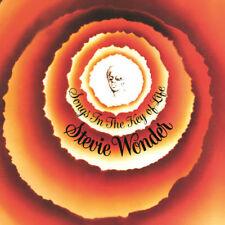STEVIE WONDER - SONGS IN THE KEY OF LIFE - 2CD NEW SEALED 2000