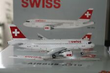 Swiss A319 (HB-IPU) 1:200, JFox MODELS