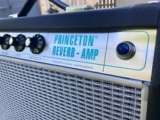 Fender Princeton 68 Custom Reissue