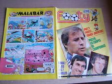 RIVISTA CALCIO FRANCIA=LE NOUVEAU FOOTY=N°21 1980=FUMETTI=SCHUSTER=PLATINI