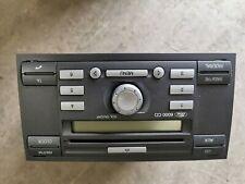 Ford fiesta MK6 Radio/reproductor de CD radio - 6000CD - 6S61-18C815-AJ/reproductor de CD