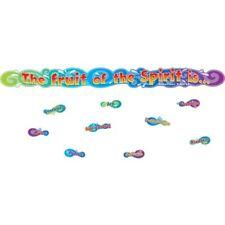 The Fruit of the Spirit Mini Bulletin Board Set Carson Dellosa CD-210021