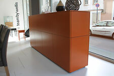 Team by Wellis GiRo Sideboard/Raumteiler Kupfer