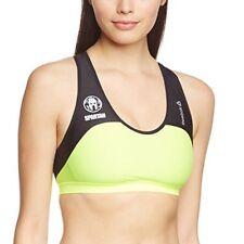 Reebok Women's Spartan Chick Reversible Bra Black Extra Large