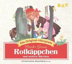 Jacob Grimm - Rotkäppchen und weitere Märchen