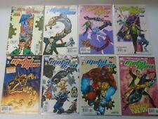 Metal Men set #1-8 8.0 VF (2007 3rd Series)