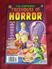 THE SIMPSONS' TREE HOUSE OF HORROR #16 Bongo 2010 Newsstand Variant VF/NM