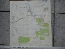 Riesigk Gohrau topographische Karte DDR MdI Ministerium des Innern